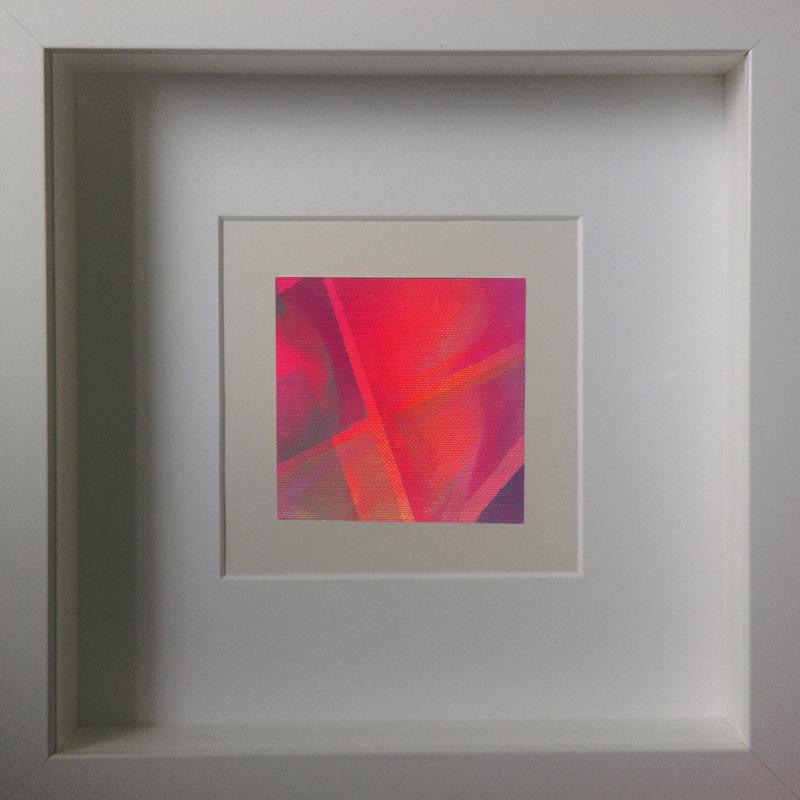 Geometrische Abstraktion - Kleinlichter 8 - 8×8