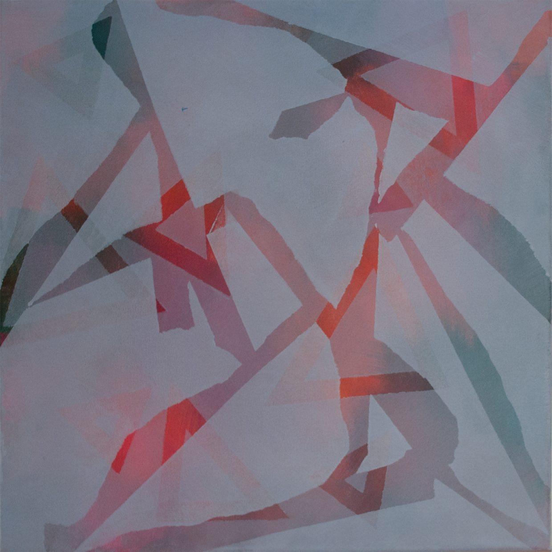judithvaleria-geometrische Abstraktionen-Acryl auf Papier-50x50-layerwerk